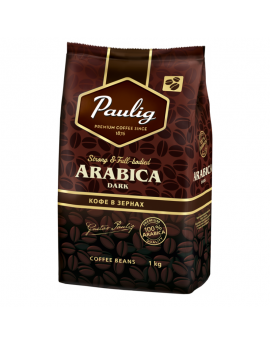 Кофе Paulig Arabica Dark 1 кг.